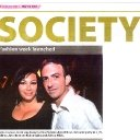 Sunday Times Society Pages 15 May 2011