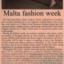 Malta Business Weekly 28/04/11