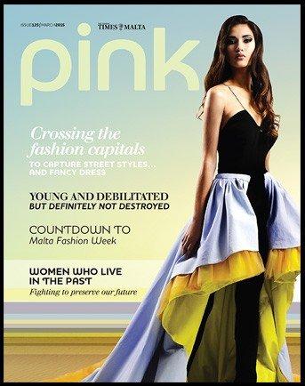 MFWA2015 Pink Magazine Cover