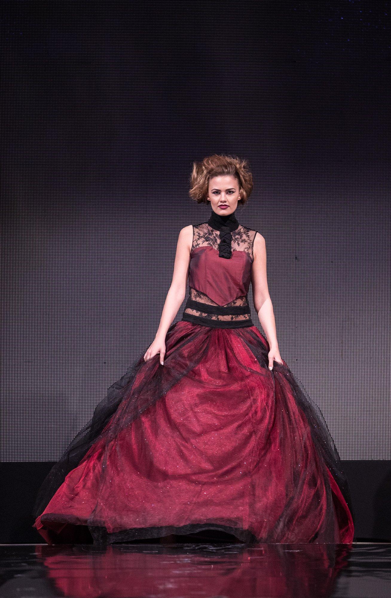 Nilara Unforgiven Malta Fashion Week Awards